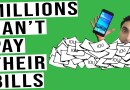 Millions Run Out of Cash as Stimulus Cutoff Approaches! December Rent Not Paid!