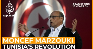 Moncef Marzouki: Has the Tunisian revolution succeeded? | The Arab Spring, 10 Years On