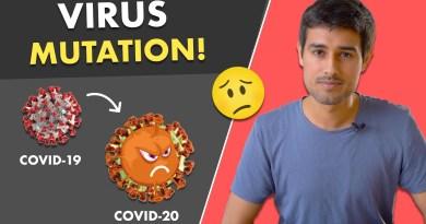 New Strain of Coronavirus | Explained by Dhruv Rathee