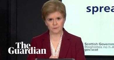 Nicola Sturgeon imposes Scotland travel ban as new Covid strain has cases rising