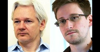 Pardon Snowden & Assange