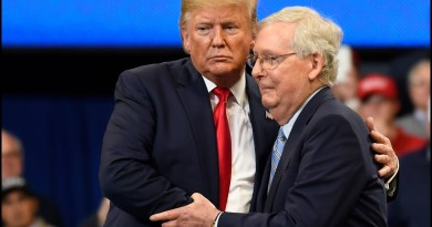 Salty Trump May TANK Georgia Runoffs To Snub McConnell