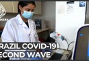 Second COVID-19 wave sweeps Brazil, overwhelming hospitals