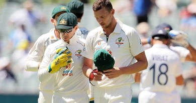 Switch to red-ball means we start from scratch: Hazlewood