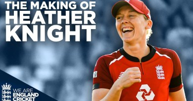 The Making of Heather Knight | 'It's a Wonder We Didn't Give Up' | England Cricket Cricket