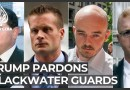 Trump pardons 15, including convicted Blackwater guards