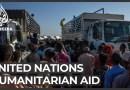 UN: COVID-19 will increase humanitarian needs in 2021