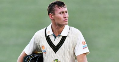 'We scrapped hard there towards the end': Labuschagne