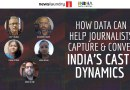 Webinar: How data can help journalists better cover caste in India