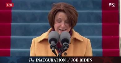 2021 Inauguration of Joe Biden   WSJ