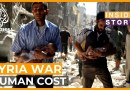 What's the actual human cost of the war in Syria?   Inside Story