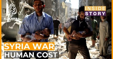 What's the actual human cost of the war in Syria? | Inside Story