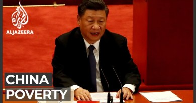 China's Xi declares 'complete victory' against rural poverty