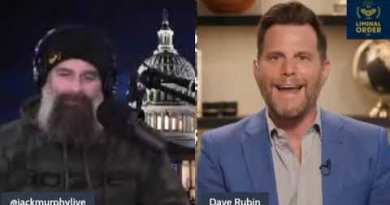 Dave Rubin Argues Against Logic & For Religion
