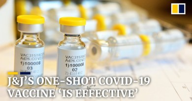 One-shot coronavirus vaccine by Johnson & Johnson is safe and effective, US FDA finds
