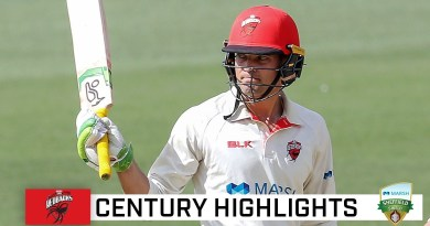 Carey cracks Shield ton against strong NSW attack | Marsh Sheffield Shield 2020-21