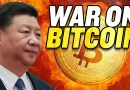 China Declares War on Bitcoin