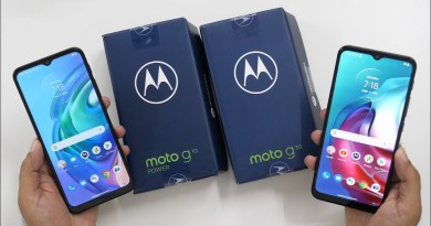 Moto G10 Power & Moto G30 Dual Unboxing & Overview