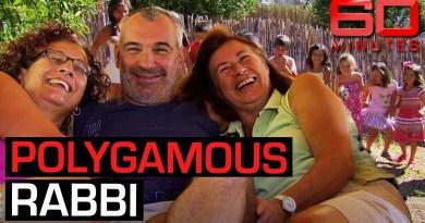 Polygamous Rabbi fathers 18 children with 7 different women | 60 Minutes Australia