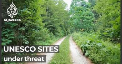 UNESCO sites increasingly under threat despite status