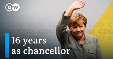 Farewell, Frau Merkel – Foreign correspondents and the German Chancellor | DW Documentary