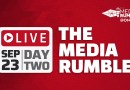 🔴 Live: Climate Action I Media Rumble Day 2