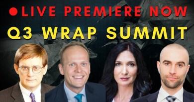 🔴 Live Premiere | Q3 Wrap Summit with Nomi Prins, Ronald Stoeferle, Jeffrey Christian