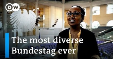 First Black woman elected to German Bundestag gets set to start work | DW News