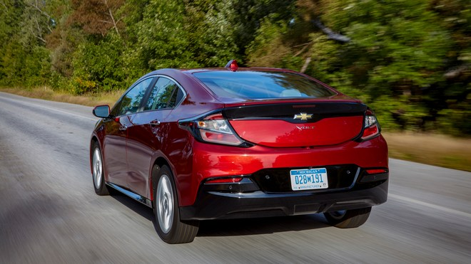 2019 Chevrolet Bolt Ev Vs 2019 Chevrolet Volt Phev Newscabal