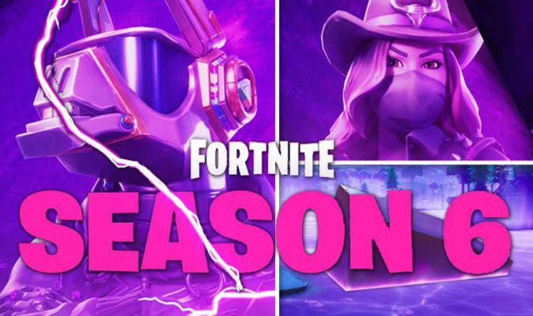 Fortnite Season 6 Countdown Release Date Time Skins Servers