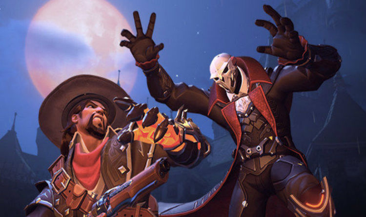 f7e3ee7a Overwatch news: What time does Halloween event start? Are there new 2018  skins? - NEWSCABAL