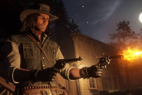 Games Inbox Red Dead Redemption Ii Single Player Fallout 76 Concerns And Black Ops Realism Resize 540 Fun On Your Lonesome