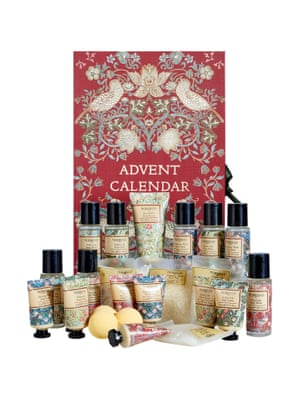 Morris and Co Advent calendar, £40.
