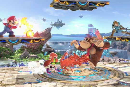Super Smash Bros. Ultimate - the Switch's latest multiplayer masterpiece