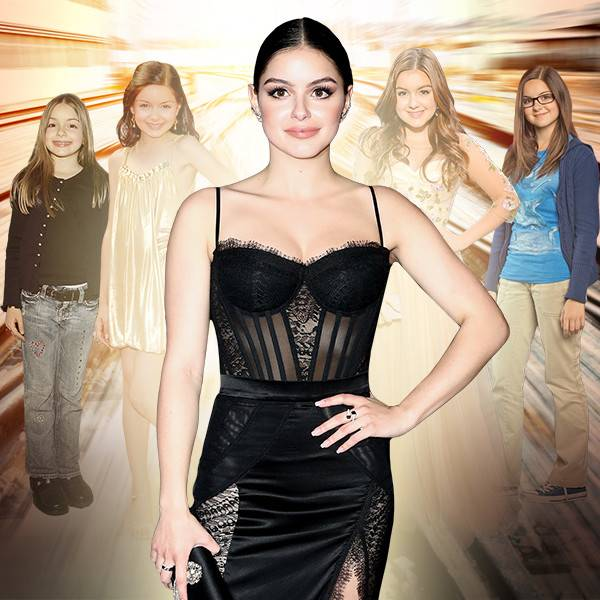 How Ariel Winter Navigated Her Especially Rocky Transition