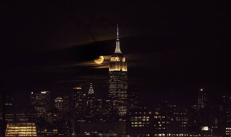 Eclipse 2019 In New York When Is Lunar Eclipse Visible Time How