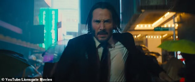 Trailer for John Wick: Chapter 3 featuring leading man Keanu