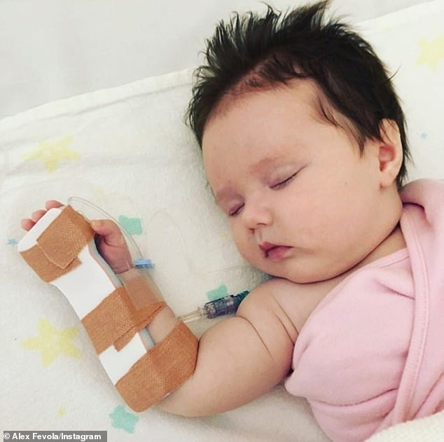 'Can't wait to get you home, bubba': It is unclear what health condition Toni is suffering from
