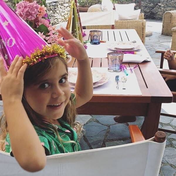 2aacd7f53484 Kourtney Kardashian's Daughter Penelope Disick Gets Her First-Ever Haircut  - Newscabal