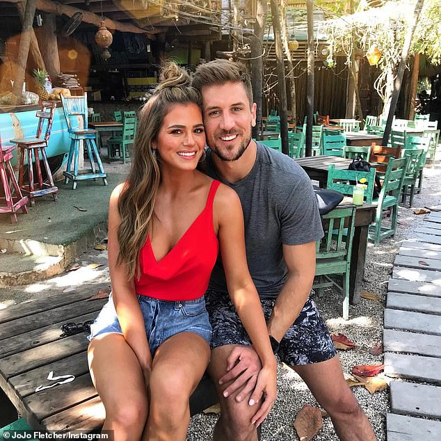 JoJo Fletcher flaunts bikini body in Tulum with fiance