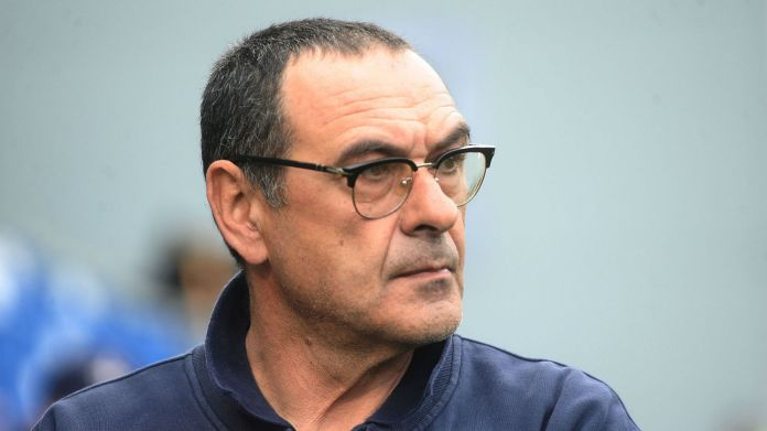 Chelsea appointed Maurizio Sarri as their manager on 14 July 2018