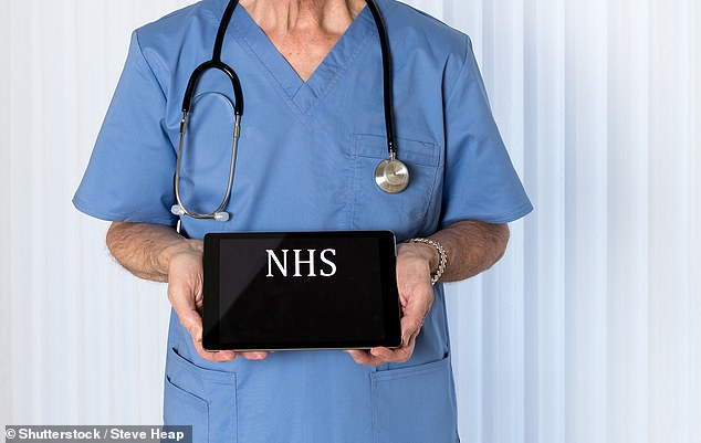 Department of Health must approve all messages sent out by the NHS about Brexit (stock)