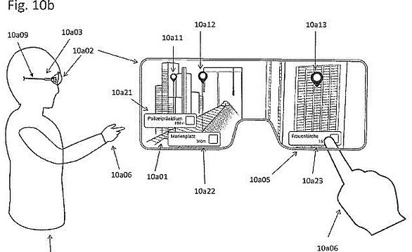 Apple filed a patent in 2017 for ahead-mounted, touch-screen display that could work with an iPhone. The firm made its first step into the AR world with the launch of ARKit