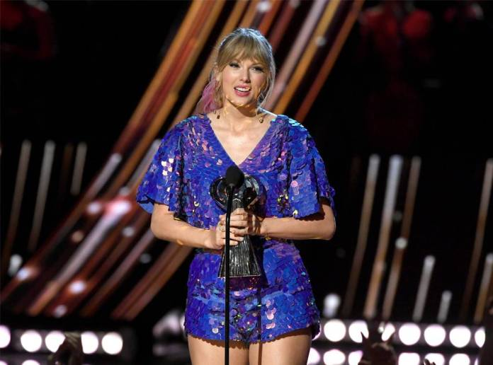 Taylor Swift, 2019 iHeartRadio Music Awards
