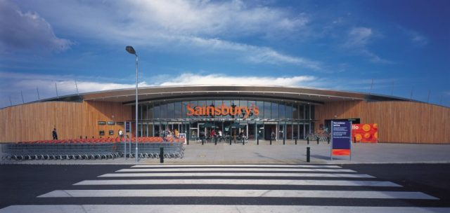 IKEA's most sustainable store – Sainsbury's most sustainable supermarket