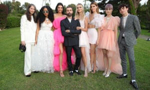 Giambattista Valli launches his new H&M collaboration