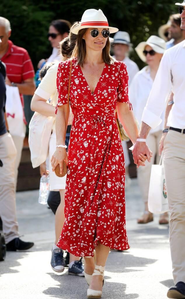 ESC: Pippa Middleton, Pregnancy Style