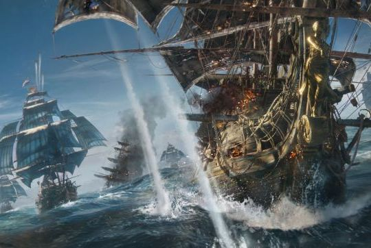 Skull & Bones - one of Ubisoft's many E3 surprises