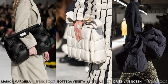 Key Womenswear Catwalk Accessories Directions Fall Winter 2019-20