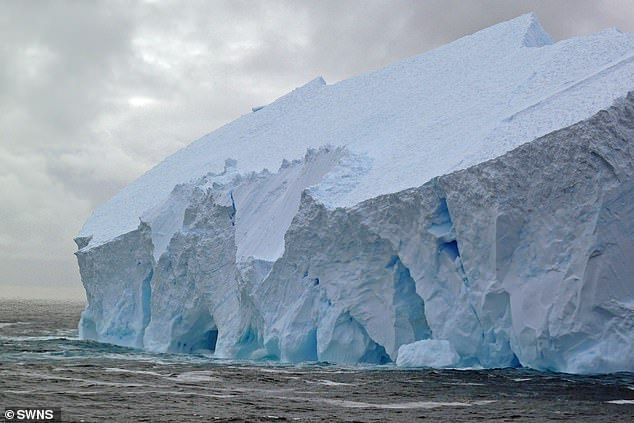 Melting ice from the giant West Antarctic ice sheet could be saved from sliding into the ocean by covering it in trillions of tons of artificial snow. Scientists say the collapse of the sheet would threaten many cities including New York, Calcutta, Shanghai, and Tokyo with flooding